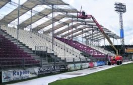 El Sporting recibe 800 entradas de 20 y 30 euros para Lugo